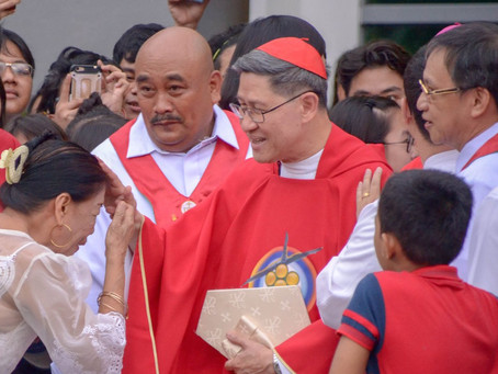 Don't Miss Cardinal Tagle's Final Concert as Archbishop of Manila