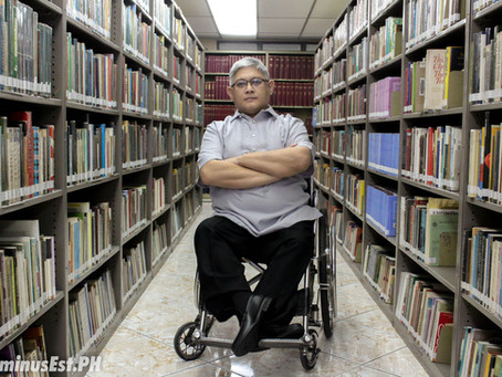 Reynaldo Cruz: Missionary of Grace