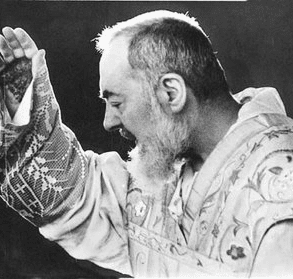 22. He made a confession to Padre Pio when he was still a priest.