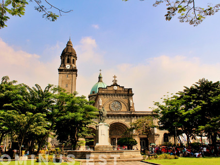 A Look Inside: The Manila Cathedral