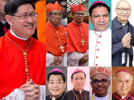 9 Asian Cardinals, Bishops Appointed to  Pontifical Inter-Religious Council