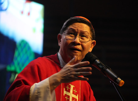 Cardinal Tagle Reminds Catholics To Pick Up Trash: It Is Our Mission To Care for the Earth