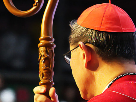 Cardinal Tagle's Motto: Dominus Est! It is the Lord!