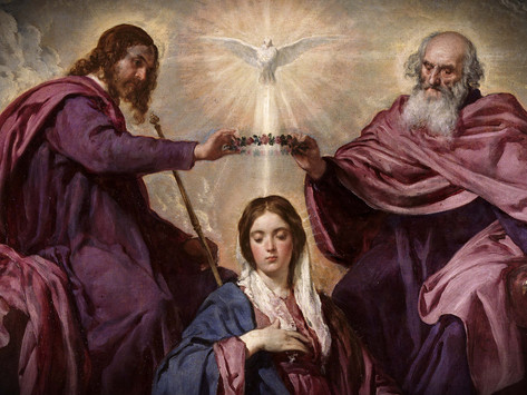 Mary: Queen or Mother?