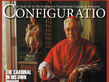 Cardinal Gaudencio Rosales: Prayer is Always a High Moment
