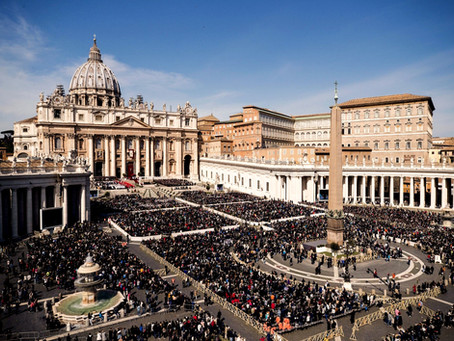 Pope Francis' 2020 Challenge: New Curia, New Era for the Catholic Church