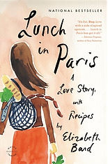Foodie Lit review of Lunch in Paris