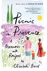 Foodie Lit review of Picnic in Provence