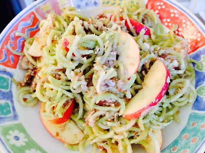 everydayhappyfoods|Broccoli Apple Salad