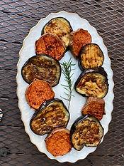 BBQ sweet potatoes and eggplant (2).jpeg