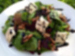 everydayhappyfoods|Salad with Cheese Croutons