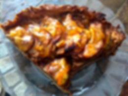 everydayhappyfoods|apple pie|leftover bread crust