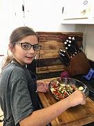 Khloe in kitchen.jpg