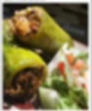 Stuffed zucchini, Kusa Mihshi