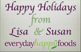 everydayhappyfoods holiday greeting
