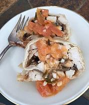 Chicken Strudel iwith sauce 2.jpg