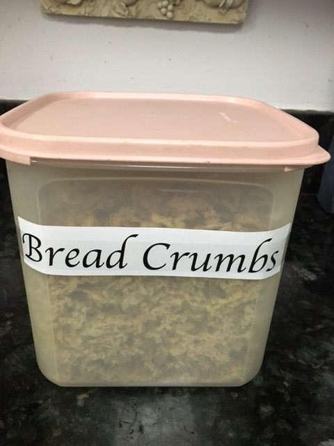 Bread Crumbs all ready to use!
