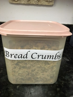 Bread Crumbs all ready to use