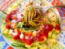 everydayhappyfoods|Zucchini Noodles