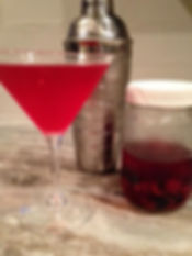 Berry Infused Vodka|Cosmopolitans|everydayhappyfoods.com