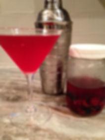Berry Infused Vodka|Cosmopolitans|everydayhappyfoods.com