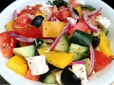 Marinated Italian Vegetable Salad