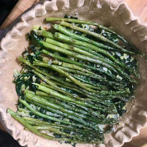 Quiche adding asparagus.jpeg
