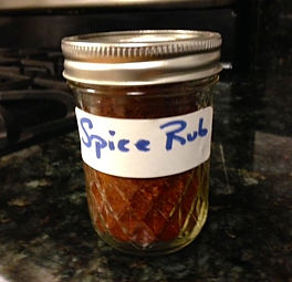 everydayhappyfoods|Spice Rub|home made