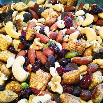 Hurricane Trail Mix