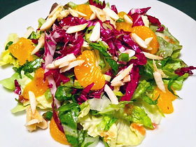 1_Mandarin Orange Salad with Raspberry V
