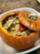 Rice pilaf in pumpkin 3.jpg