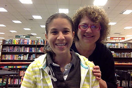 Lisa Rovick and Susan Weintrob