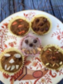 Muffins|Halloween|everydayhappyfoods.com