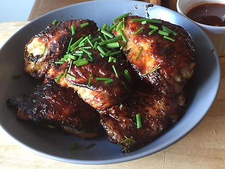 Medieval Honeyed Chicken