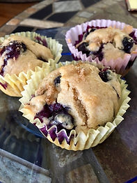 Blueberry muffins on dish (1).jpg