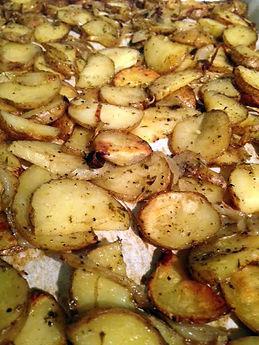 everydayhappyfoods|Potatoes Lyonniase