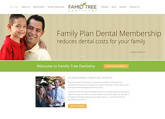 Family Tree Dentistry - Dr Joseph Barker