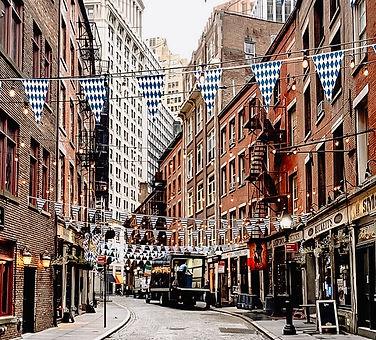 Stone Street, Manhattan, New York City