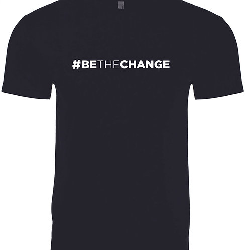 BeTheChange Original Unisex/Mens T