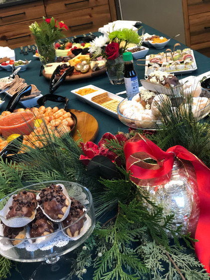 A Magical Christmas Drop-In for Our Advisory Clients!
