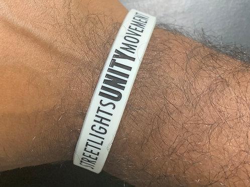 Streetlights Unity Movement Wrist Bands 2 per order