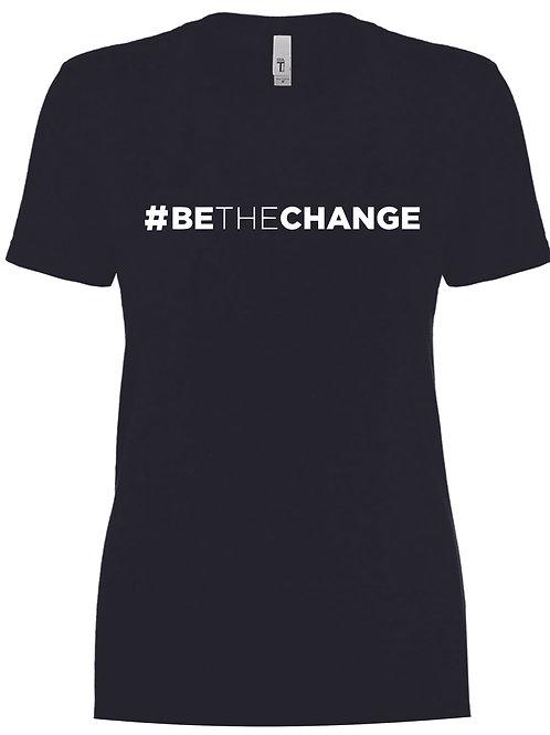 BeTheChange Original Woman Crew Neck  T