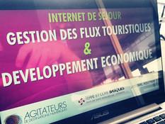 Quand le concept d'Internet de Sejour apporte des reponses à des problématiques de gestion des flux touristiques autant qu'au développement_