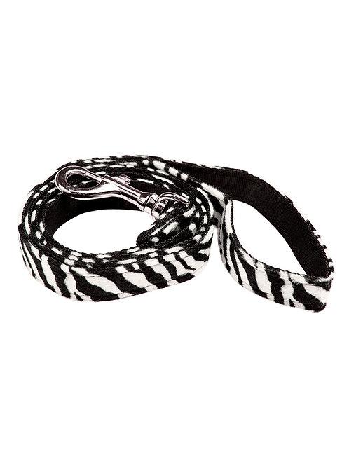 Zebra Print Lead