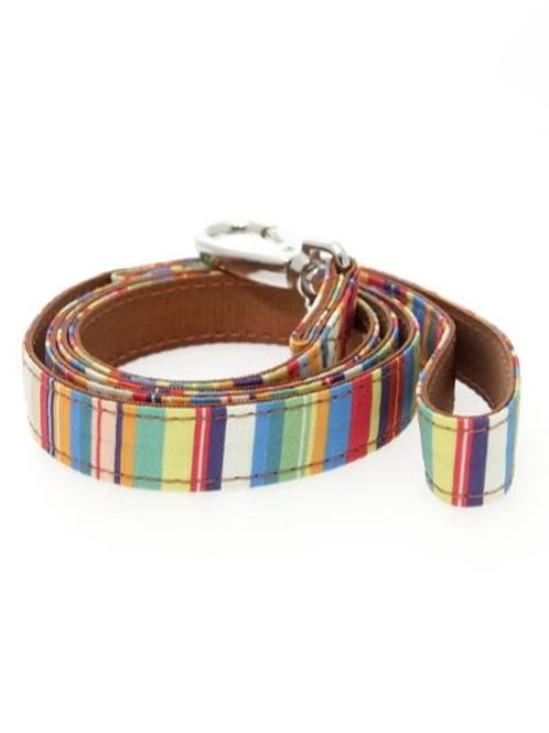 Henley Striped Lead