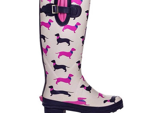 Sausage Dog Wellies