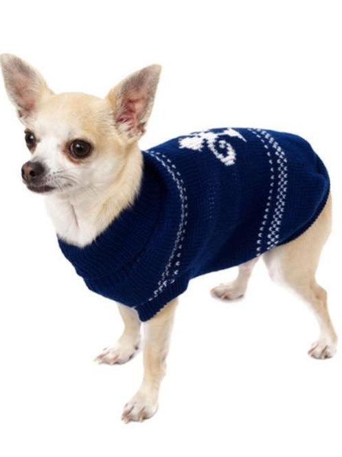 Fleur-De-Lis Sweater