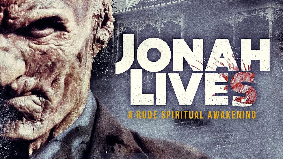 Jonah Lives Blu-Ray