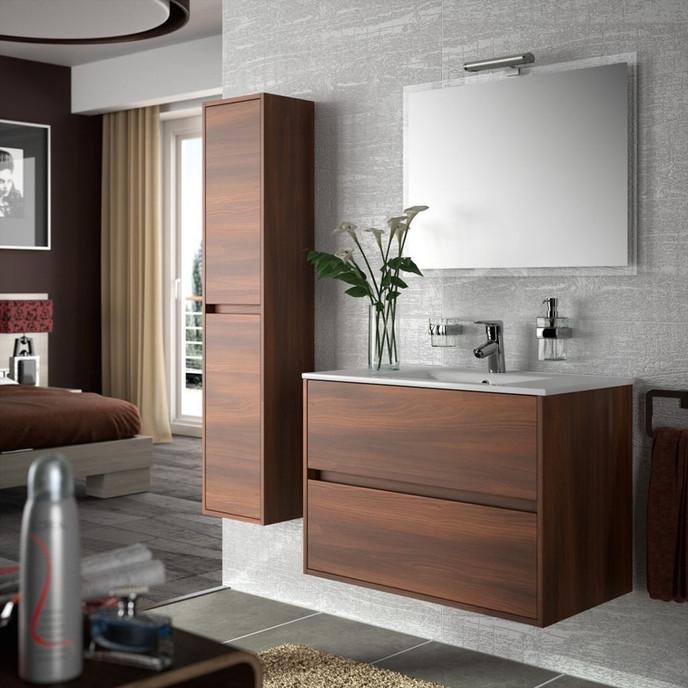 Petite salle de bain luxueuse