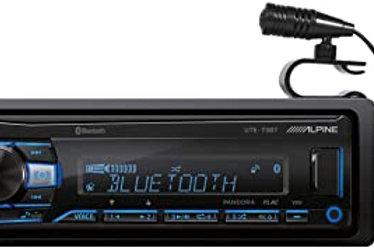 RADIO ALPINE UTE-73BT